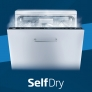 Lave-vaisselle Selfdry