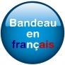 Soin du linge Bandeau texte français