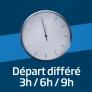 Sèche-linge Départ différé 3-6-9 heures