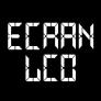 Soin du linge Grand Ecran LCD Blanc
