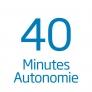 Aspirateur multifonction Autonomie 40 min