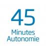 Aspirateur balai sans sac Autonomie 45 min