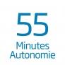 Aspirateur balai sans sac Autonomie 55 min