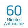 Aspirateur balai sans sac Autonomie 60 min