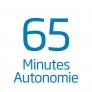 Aspirateur balai sans sac Autonomie 65 min