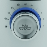 Préparation culinaire 4 vitesses et fonction pulse