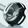 Mixeur électrique Cloche anti-éclaboussure avec 4 lames