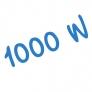 Mixeur électrique Puissance 1000 W
