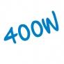 Hachoir Puissance de 400 W
