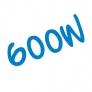 Mixeur électrique Puissance de 600 W