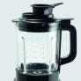 Préparation culinaire Bol en verre thermorésistant