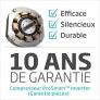 Congélateur Compresseur ProSmart Inverter