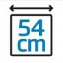 Froid Largeur 54cm