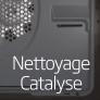 Cuisson Pose libre Nettoyage par catalyse de fond