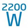 Chauffage soufflant Puissance 2 200 W