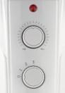 Radiateur bain d'huile Thermostat réglable