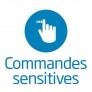 Hotte Commandes sensitives