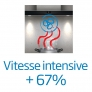 Cuisson Encastrable Vitesse intensive