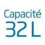 Micro ondes combiné Capacité 32L