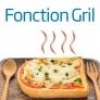 Cuisson Pose libre Fonction Grill