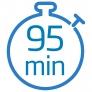 Cuisson Encastrable Minuterie 95min