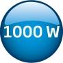 Cuisson Encastrable Puissance de 1000 W