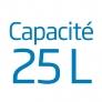 Micro ondes combiné Capacité 25L