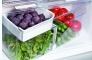 Réfrigérateur 2 portes Bac à légumes rotatif