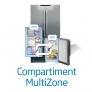 Froid Compartiment multizone