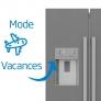 Réfrigerateur Mode vacances
