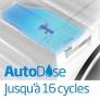 Soin du linge AutoDose 10Kg