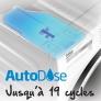 Lave-linge AutoDose 8Kg