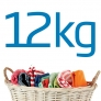 Lave-linge 11 kg Capacité 12 kg