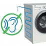 Lave-linge Parois anti-vibrations
