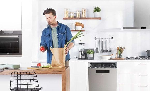 Lave-vaisselle pose libre