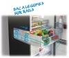 Réfrigérateur combiné RCSA365K31DW Beko