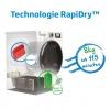 Sèche-linge pompe à chaleur DF8535RX0W Beko