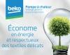 Sèche-linge DE9333GA0W Beko