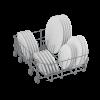Lave-vaisselle pose libre DFS05011S Beko