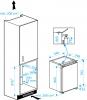 Réfrigérateur / Congélateur encastrable B1752HCA Beko