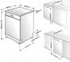 Lave-vaisselle 60 cm DEN28321X Beko