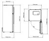 Réfrigérateur 2 portes DN156720DX Beko