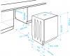 Lave-vaisselle intégrable 60 cm KDIN28320 Beko