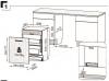 Lave-vaisselle intégrable 60 cm KDIN28321 Beko