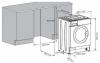 Lave-linge encastrable WITC7612B0W Beko