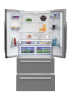 Réfrigérateur 4 portes GNE60522X Beko