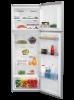 Réfrigérateur 2 portes RDNE350K20X Beko