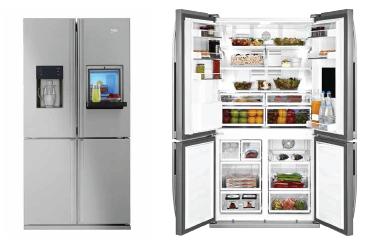 Quel Réfrigérateur Acheter Beko France - Refrigerateur 3 portes