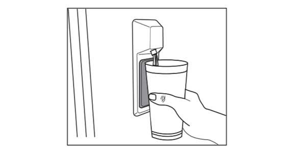 changer le filtre à eau de mon refrigerateur
