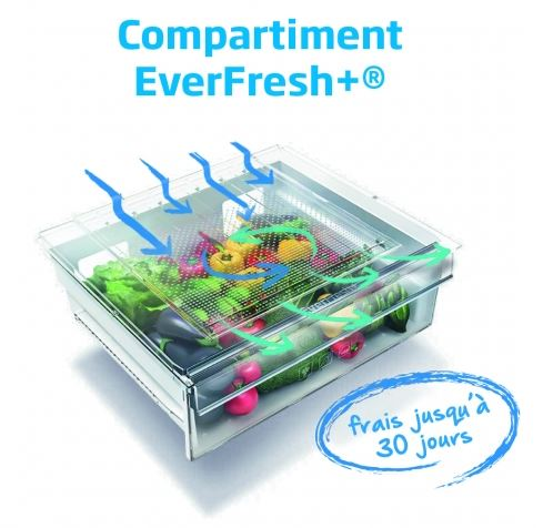 compartiment everfresh